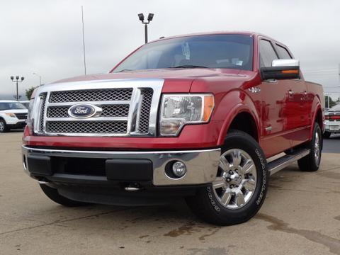 2011 Ford F150 Lariat Crew Cab Pickup for sale in Chattanooga for $30,977 with 74,238 miles.