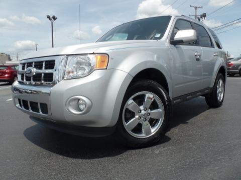 2012 Ford Escape Limited SUV for sale in Chattanooga for $18,927 with 40,538 miles.