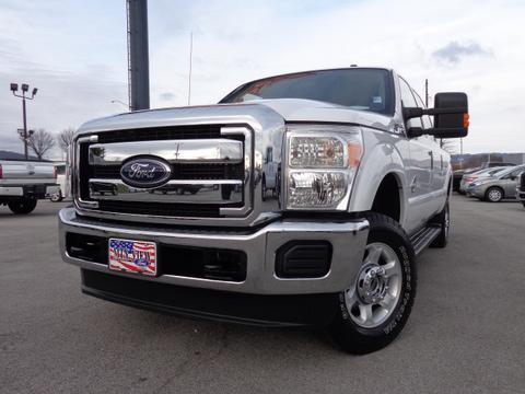 2013 Ford F250 XLT Crew Cab Pickup for sale in Chattanooga for $53,235 with 32,798 miles.