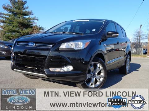 2013 Ford Escape SEL SUV for sale in Chattanooga for $21,125 with 25,394 miles.