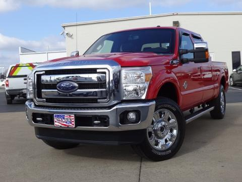 2014 Ford F250 Lariat Crew Cab Pickup for sale in Chattanooga for $50,949 with 9,320 miles.