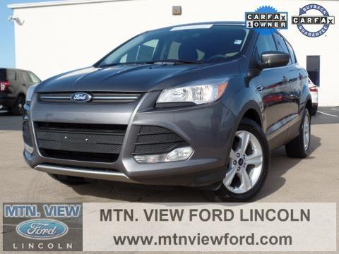 2014 Ford Escape SE SUV for sale in Chattanooga for $24,685 with 36,447 miles.