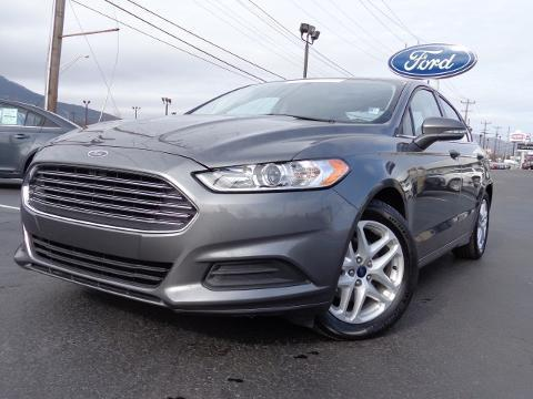 2014 Ford Fusion SE Sedan for sale in Chattanooga for $20,000 with 29,224 miles