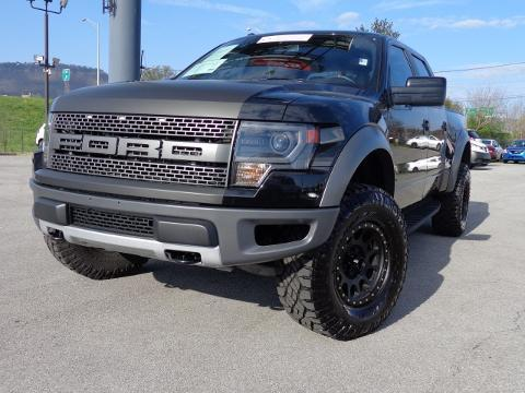 2014 Ford F150 SVT Raptor Crew Cab Pickup for sale in Chattanooga for $60,000 with 6,710 miles