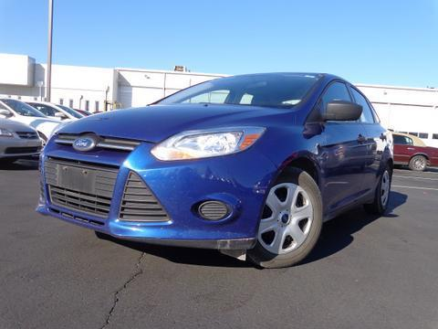 2012 Ford Focus S Sedan for sale in Chattanooga for $9,987 with 63,279 miles.