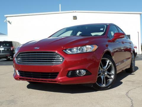 2014 Ford Fusion Titanium Sedan for sale in Chattanooga for $24,995 with 5,972 miles.