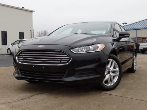2015 Ford Fusion SE Sedan for sale in Chattanooga for $20,995 with 7,342 miles.
