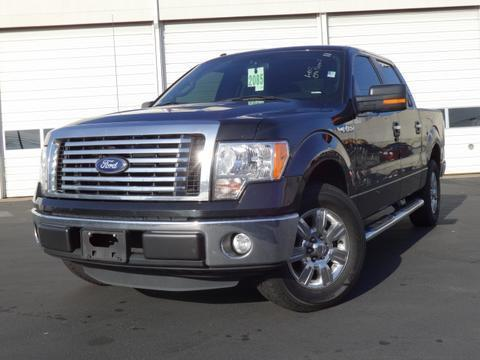 2012 Ford F150 XLT Crew Cab Pickup for sale in Chattanooga for $25,998 with 52,423 miles.