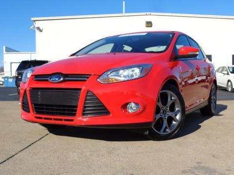2013 Ford Focus SE Sedan for sale in Chattanooga for $24,115 with 18,628 miles.