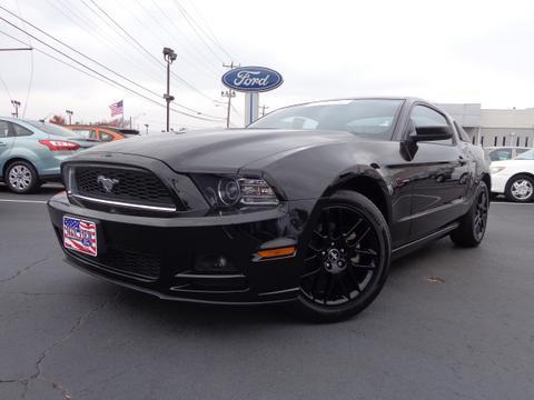 2014 Ford Mustang V6 Coupe for sale in Chattanooga for $18,786 with 13,166 miles.