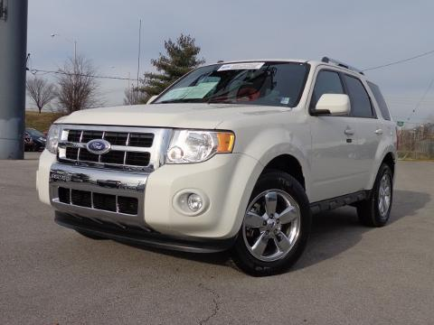 2011 Ford Escape Limited SUV for sale in Chattanooga for $20,000 with 29,850 miles.