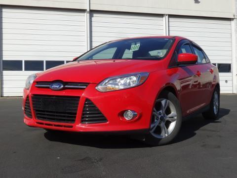 2012 Ford Focus SE Sedan for sale in Chattanooga for $13,210 with 54,536 miles.