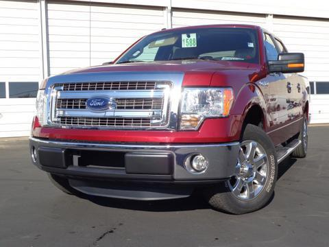 2013 Ford F150 XLT Crew Cab Pickup for sale in Chattanooga for $26,000 with 25,507 miles.