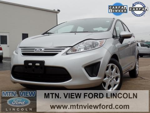 2013 Ford Fiesta S Sedan for sale in Chattanooga for $8,995 with 43,669 miles