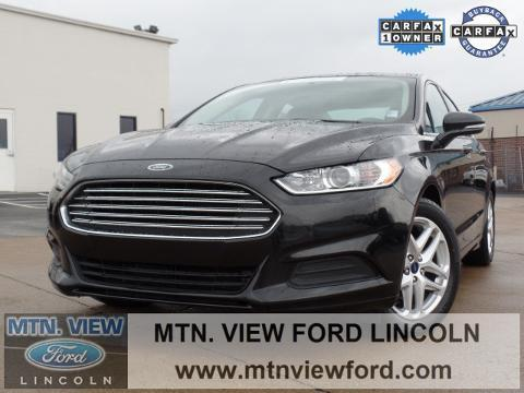 2013 Ford Fusion SE Sedan for sale in Chattanooga for $19,285 with 20,713 miles