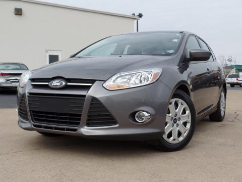 2012 Ford Focus SE Hatchback for sale in Chattanooga for $12,500 with 50,345 miles.