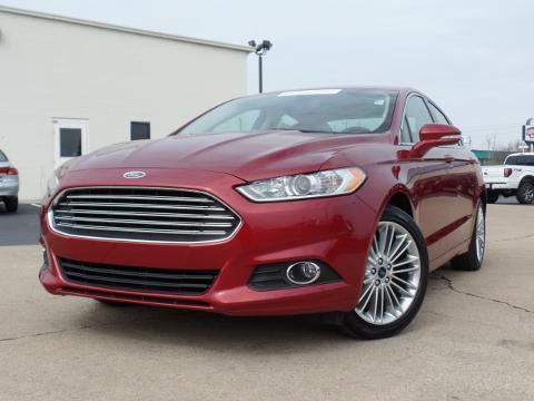2014 Ford Fusion SE Sedan for sale in Chattanooga for $21,380 with 14,826 miles.