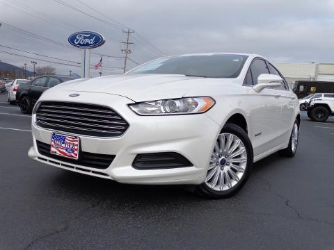 2013 Ford Fusion Hybrid SE Hybrid Sedan for sale in Chattanooga for $23,225 with 30,160 miles