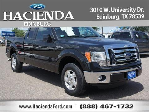 2012 Ford F150 Extended Cab Pickup for sale in Edinburg for $31,999 with 11,900 miles.