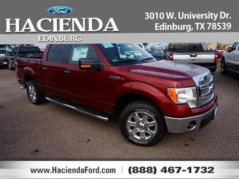 2013 Ford F150 Crew Cab Pickup for sale in Edinburg for $0 with 12,190 miles
