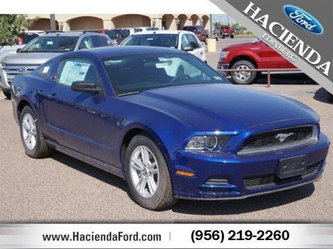 2014 Ford Mustang V6 Coupe for sale in Edinburg for $25,999 with 3,200 miles