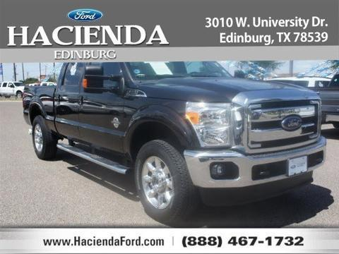 2013 Ford F250 Crew Cab Pickup for sale in Edinburg for $49,915 with 14,700 miles.
