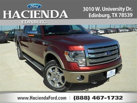 2014 Ford F150 Crew Cab Pickup for sale in Edinburg for $53,685 with 21,584 miles.