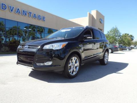 2014 Ford Escape Titanium SUV for sale in Stuart for $24,490 with 28,543 miles.