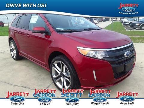 2013 Ford Edge Sport SUV for sale in Avon Park for $0 with 35,183 miles