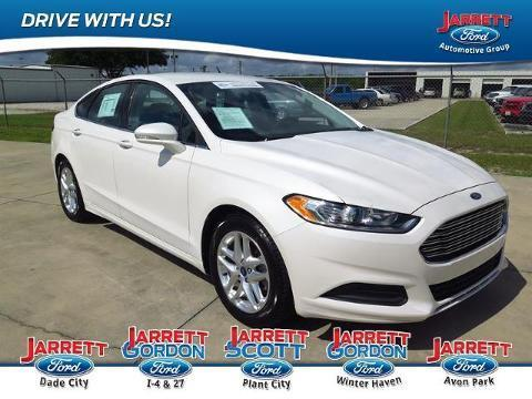2013 Ford Fusion SE Sedan for sale in Avon Park for $0 with 29,222 miles