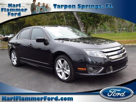 2011 Ford Fusion Sport Sedan for sale in Tarpon Springs for $16,993 with 32,573 miles.