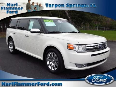 2012 Ford Flex Limited SUV for sale in Tarpon Springs for $26,377 with 42,376 miles.