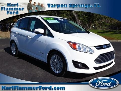 2013 Ford C-Max Hybrid SEL Hatchback for sale in Tarpon Springs for $20,000 with 38,265 miles