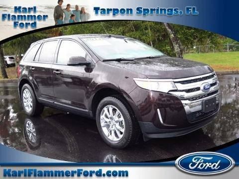 2013 Ford Edge SEL SUV for sale in Tarpon Springs for $26,397 with 24,285 miles.