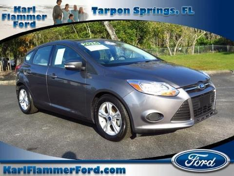 2014 Ford Focus SE Hatchback for sale in Tarpon Springs for $16,493 with 12,270 miles