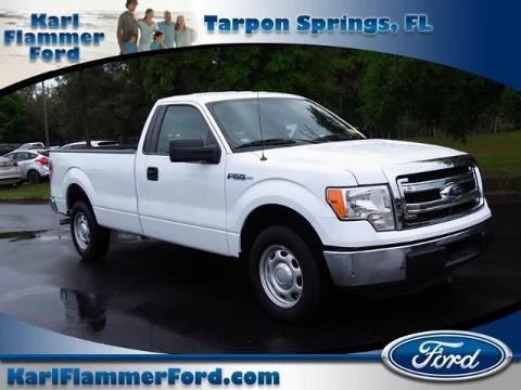 2014 Ford F150 XL Regular Cab Pickup for sale in Tarpon Springs for $22,563 with 10,479 miles