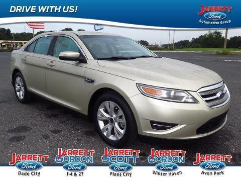 2011 Ford Taurus SEL Sedan for sale in Dade City for $18,750 with 46,418 miles.