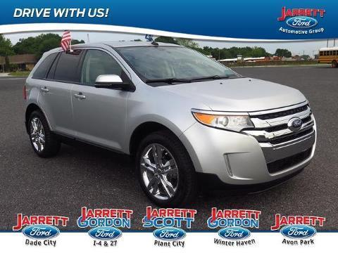 2012 Ford Edge SEL SUV for sale in Dade City for $24,400 with 41,959 miles