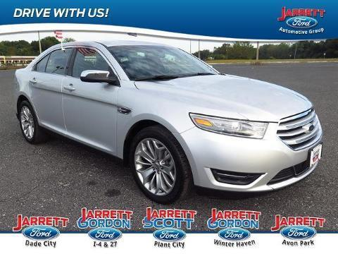 2014 Ford Taurus Limited Sedan for sale in Dade City for $23,918 with 19,732 miles.