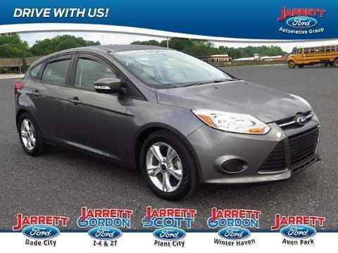 2014 Ford Focus SE Hatchback for sale in Dade City for $0 with 5,048 miles