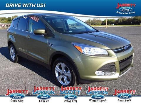 2013 Ford Escape SE SUV for sale in Dade City for $19,800 with 24,003 miles.