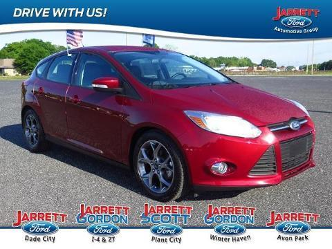 2014 Ford Focus SE Hatchback for sale in Dade City for $16,900 with 21,848 miles