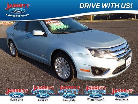 2010 Ford Fusion Hybrid Sedan for sale in Dade City for $15,941 with 30,786 miles.