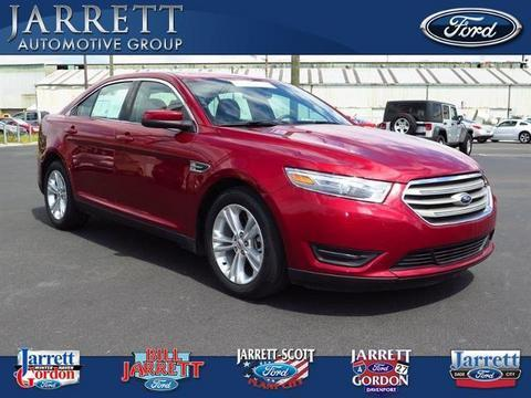 2013 Ford Taurus SEL Sedan for sale in Dade City for $20,715 with 33,740 miles.