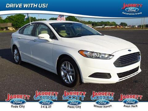 2013 Ford Fusion SE Sedan for sale in Dade City for $21,995 with 17,010 miles
