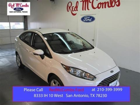 2014 Ford Fiesta SE Sedan for sale in San Antonio for $14,800 with 6,068 miles.