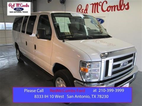 2014 Ford E350 Super Duty XLT Passenger Van for sale in San Antonio for $24,980 with 33,500 miles