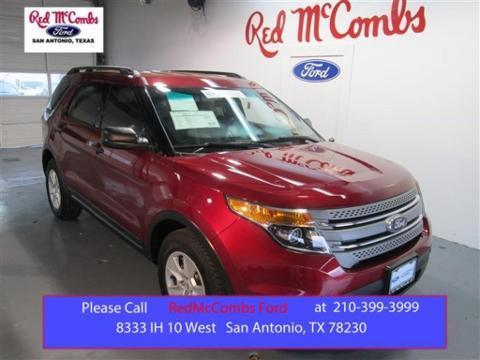 2014 Ford Explorer Base SUV for sale in San Antonio for $27,840 with 12,025 miles