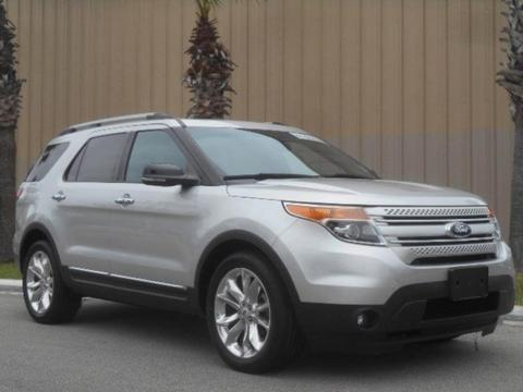 2013 Ford Explorer XLT SUV for sale in Palm Coast for $26,990 with 38,743 miles.