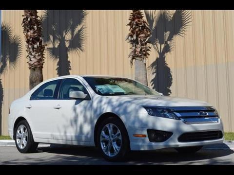 2012 Ford Fusion SEL Sedan for sale in Palm Coast for $15,977 with 27,015 miles.